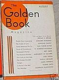 Golden Book Magazine (1925-1935 Review of Reviews) Pulp Vol. 18 #104