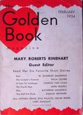Golden Book Magazine (1925-1935 Review of Reviews) Pulp Vol. 19 #110