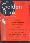 Golden Book Magazine (1925-1935 Review of Reviews) Pulp Vol. 19 #111