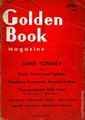 Golden Book Magazine (1925-1935 Review of Reviews) Pulp Vol. 19 #112