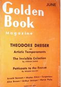 Golden Book Magazine (1925-1935 Review of Reviews) Pulp Vol. 19 #114