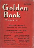 Golden Book Magazine (1925-1935 Review of Reviews) Pulp Vol. 20 #118