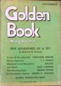 Golden Book Magazine (1925-1935 Review of Reviews) Pulp Vol. 20 #119