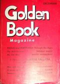 Golden Book Magazine (1925-1935 Review of Reviews) Pulp Vol. 20 #120