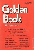 Golden Book Magazine (1925-1935 Review of Reviews) Pulp Vol. 21 #121