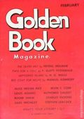 Golden Book Magazine (1925-1935 Review of Reviews) Pulp Vol. 21 #122