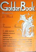 Golden Book Magazine (1925-1935 Review of Reviews) Pulp Vol. 21 #123