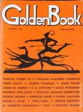 Golden Book Magazine (1925-1935 Review of Reviews) Pulp Vol. 21 #124