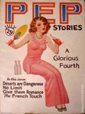 Pep Stories (1926-1932 King Publishing) Pulp 1st Series Vol. 10 #1