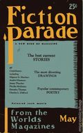 Fiction Parade and Golden Book Magazine (1935-1938 Fiction Parade, Inc.) Vol. 1 #1