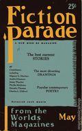 Fiction Parade and Golden Book Magazine (1935-1938 Fiction Parade, Inc.) Vol. 1 #1
