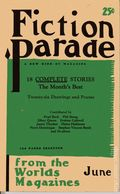 Fiction Parade and Golden Book Magazine (1935-1938 Fiction Parade, Inc.) Vol. 1 #2