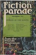 Fiction Parade and Golden Book Magazine (1935-1938 Fiction Parade, Inc.) Vol. 1 #5