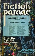 Fiction Parade and Golden Book Magazine (1935-1938 Fiction Parade, Inc.) Vol. 2 #2