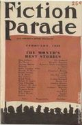 Fiction Parade and Golden Book Magazine (1935-1938 Fiction Parade, Inc.) Vol. 2 #4