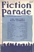 Fiction Parade and Golden Book Magazine (1935-1938 Fiction Parade, Inc.) Vol. 2 #5