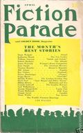 Fiction Parade and Golden Book Magazine (1935-1938 Fiction Parade, Inc.) Vol. 2 #6