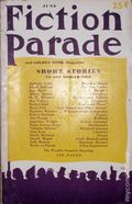 Fiction Parade and Golden Book Magazine (1935-1938 Fiction Parade, Inc.) Vol. 3 #2