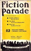 Fiction Parade and Golden Book Magazine (1935-1938 Fiction Parade, Inc.) Vol. 3 #6