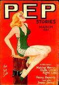 Pep Stories (1932-1938 King Publishing) Pulp 2nd Series Vol. 2 #3
