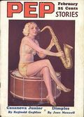Pep Stories (1932-1938 King Publishing) Pulp 2nd Series Vol. 3 #2