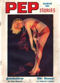Pep Stories (1932-1938 King Publishing) Pulp 2nd Series Vol. 3 #3