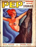 Pep Stories (1932-1938 King Publishing) Pulp 2nd Series Vol. 4 #12