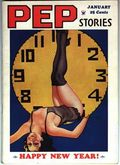 Pep Stories (1932-1938 King Publishing) Pulp 2nd Series Vol. 5 #1
