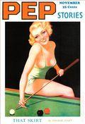 Pep Stories (1932-1938 King Publishing) Pulp 2nd Series Vol. 5 #11