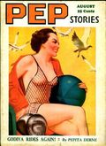 Pep Stories (1932-1938 King Publishing) Pulp 2nd Series Vol. 6 #8