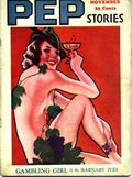 Pep Stories (1932-1938 King Publishing) Pulp 2nd Series Vol. 6 #11