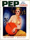 Pep Stories (1932-1938 King Publishing) Pulp 2nd Series Vol. 7 #7