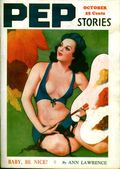 Pep Stories (1932-1938 King Publishing) Pulp 2nd Series Vol. 7 #10