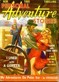 Personal Adventure Stories (1937 Resolute Publications) Pulp Vol. 1 #1