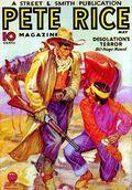 Pete Rice Magazine (1933-1936 Street & Smith) Pulp May 1934