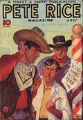 Pete Rice Magazine (1933-1936 Street & Smith) Pulp Jul 1934