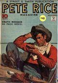 Pete Rice Magazine (1933-1936 Street & Smith) Pulp Nov 1934