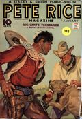Pete Rice Magazine (1933-1936 Street & Smith) Pulp Vol. 3 #3