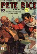 Pete Rice Magazine (1933-1936 Street & Smith) Pulp Apr 1935