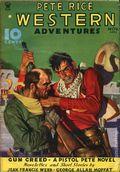 Pete Rice Magazine (1933-1936 Street & Smith) Pulp Nov 1935
