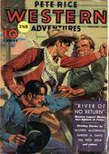 Pete Rice Magazine (1933-1936 Street & Smith) Pulp Vol. 5 #4
