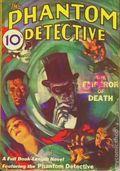 Phantom Detective (1933-1953 Standard Magazines) Pulp Vol. 1 #1
