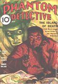 Phantom Detective (1933-1953 Standard Magazines) Pulp Vol. 2 #1