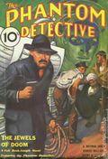 Phantom Detective (1933-1953 Standard Magazines) Pulp Vol. 2 #2