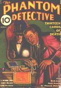 Phantom Detective (1933-1953 Standard Magazines) Pulp Vol. 2 #3