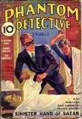 Phantom Detective (1933-1953 Standard Magazines) Pulp Vol. 3 #2