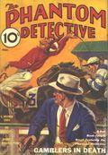 Phantom Detective (1933-1953 Standard Magazines) Pulp Vol. 3 #3