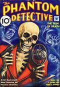 Phantom Detective (1933-1953 Standard Magazines) Pulp Vol. 4 #2