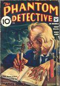 Phantom Detective (1933-1953 Standard Magazines) Pulp Vol. 4 #3