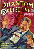Phantom Detective (1933-1953 Standard Magazines) Pulp Vol. 5 #1
